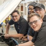 Partner spotlight: Honda donates vehicles to McNeil Automotive Program