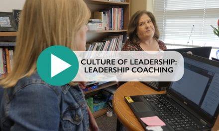 Culture of Leadership: Leadership Coaching