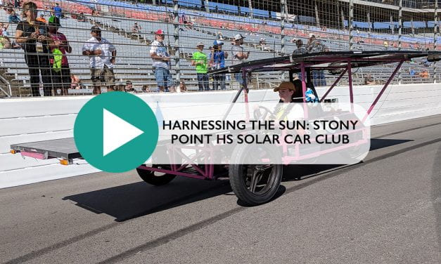 Harnessing the Sun: Stony Point High School Solar Car Club