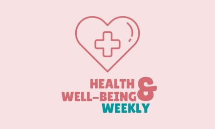 Health & Well-Being Weekly, April 1