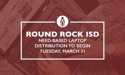 UPDATED WITH EXPECTED WEATHER INFO: Need-based Laptop Distribution to Begin Tuesday, March 31