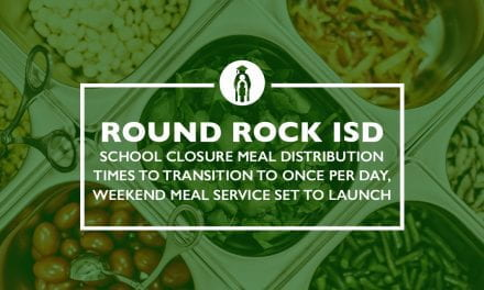 School Closure Meal Distribution Times To Transition to Once Per Day, Weekend Meal Service Set To Launch