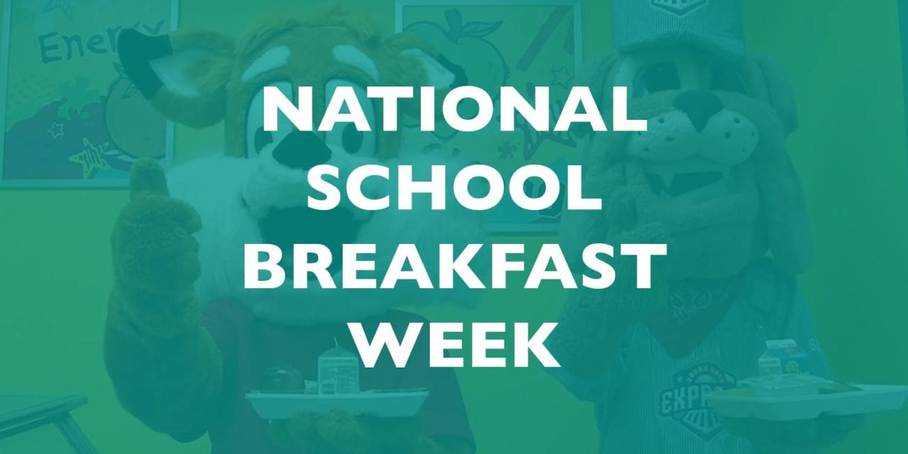 National School Breakfast Week 2020