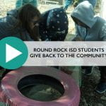 Round Rock ISD students give back to the community