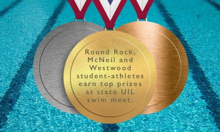 Round Rock, McNeil and Westwood student-athletes earn top prizes at state UIL swim meet