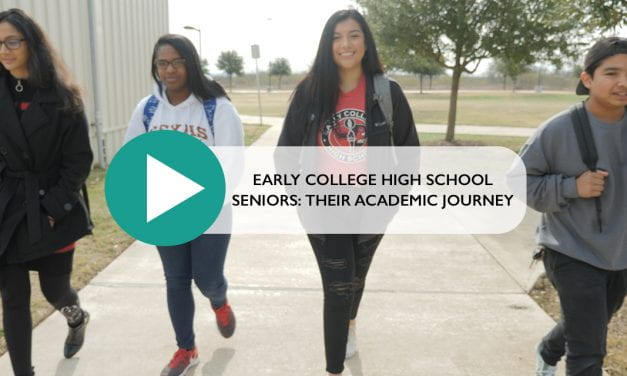 Early College High School Seniors: Their Academic Journey