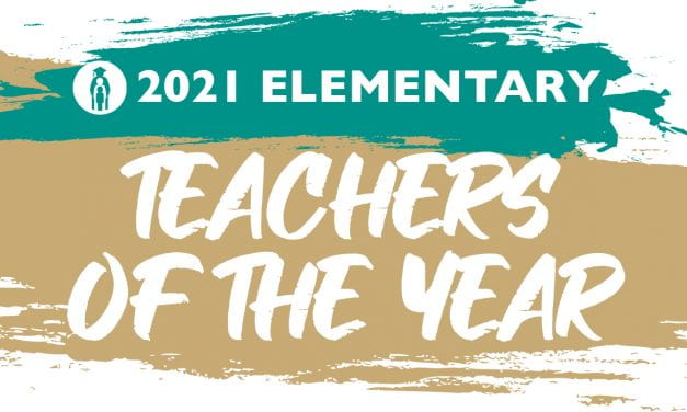 2021 Elementary Teachers of the Year