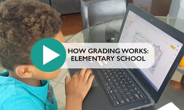 How Grading Works: Elementary School