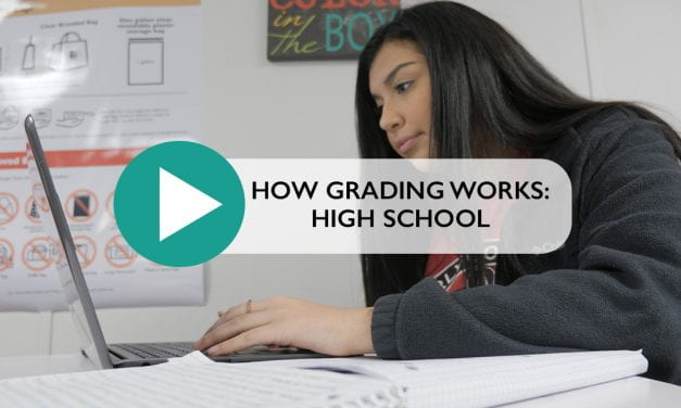 How Grading Works: High School