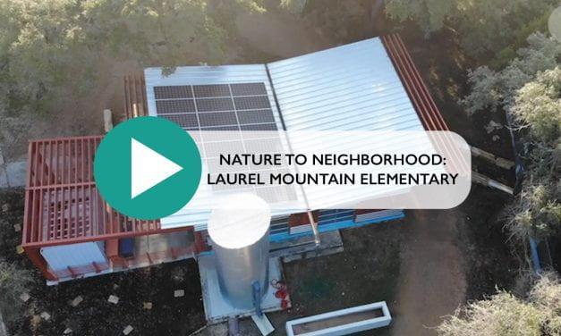 Nature to Neighborhood Studio: Laurel Mountain Elementary