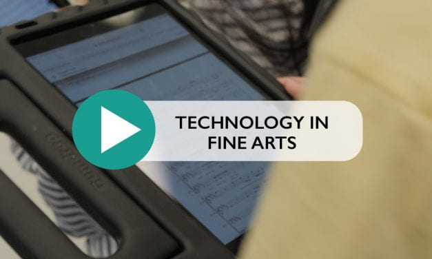 School Bond 2018: Technology in Fine Arts Classrooms
