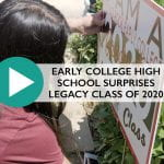 Early College High School surprises legacy class of 2020