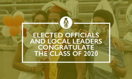 Elected Officials and Local Leaders Congratulate the Class of 2020