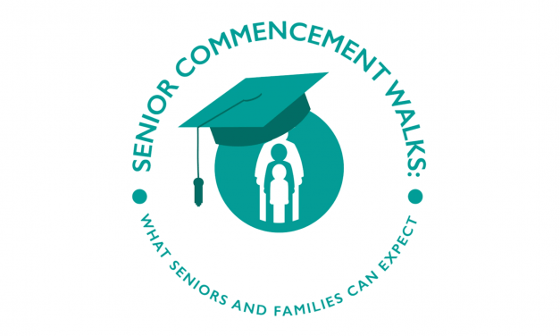 Senior Commencement Walk: What Graduates can expect?