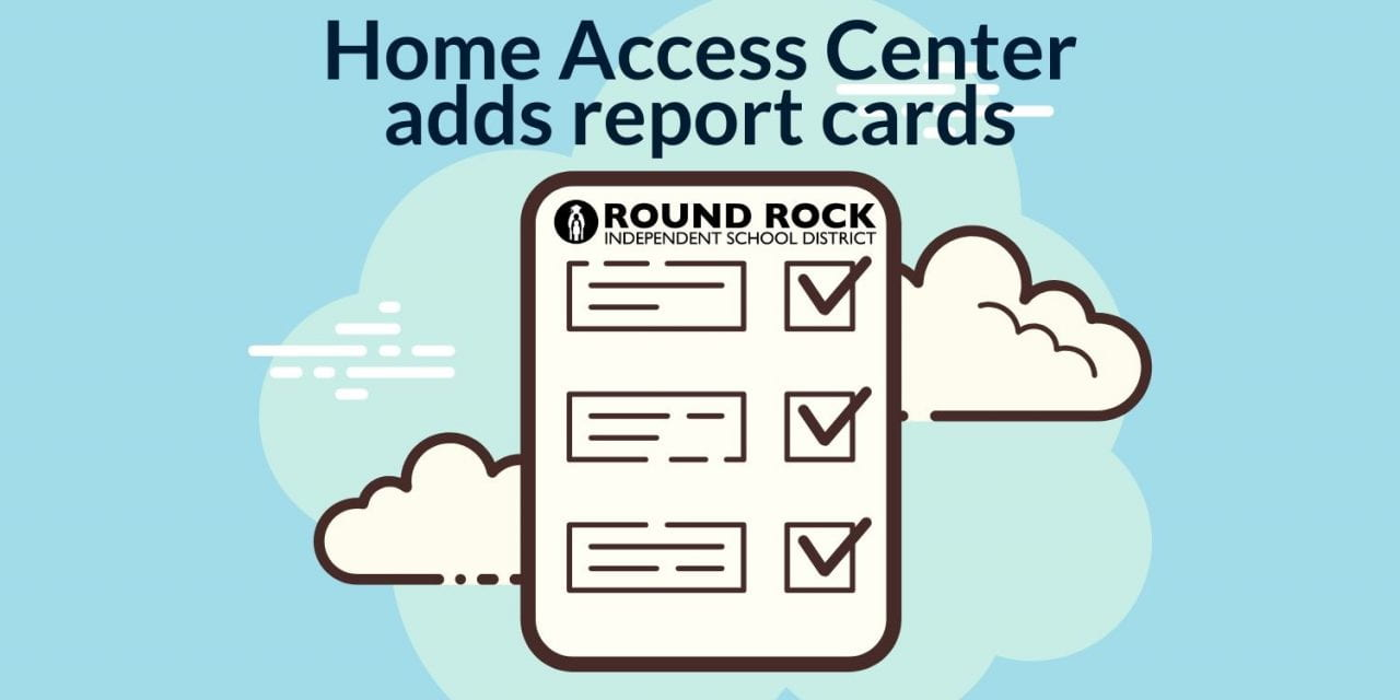 Home Access Center adds report cards