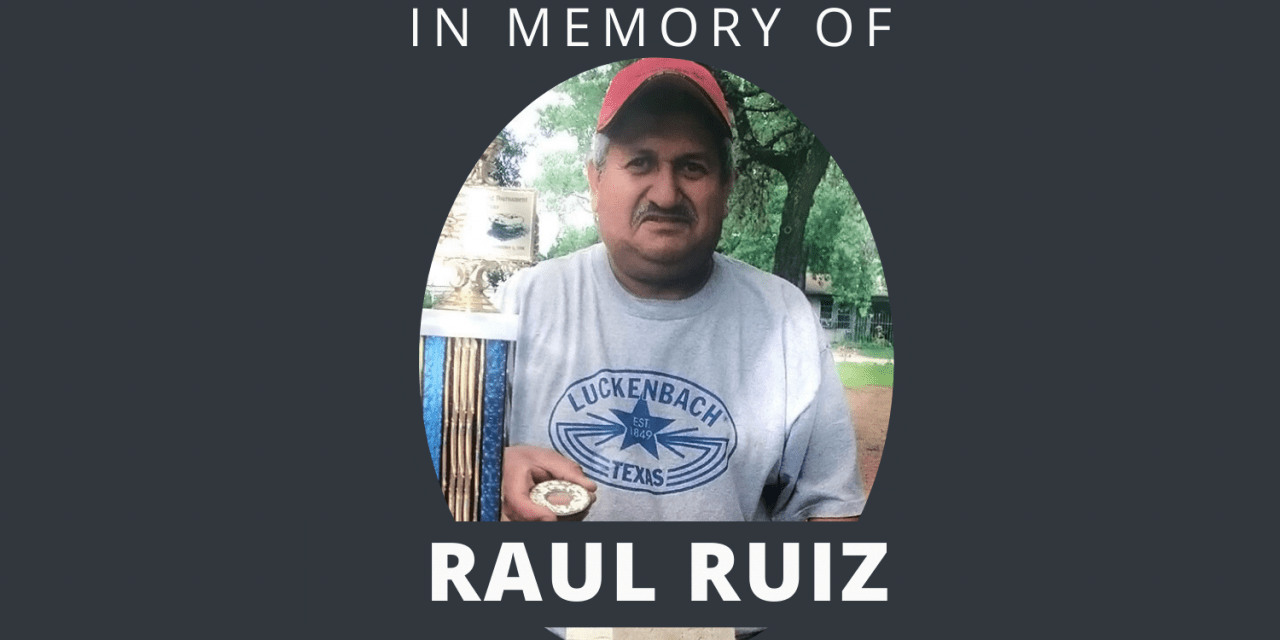 Round Rock ISD remembers Raul Ruiz