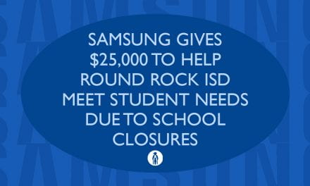 Samsung gives $25,000 to help Round Rock ISD meet student needs due to school closures