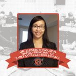 Dr. Elizabeth Wilson named principal of Early College High School