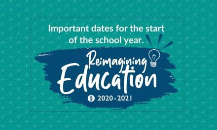 Important dates for the 2020-2021 school year