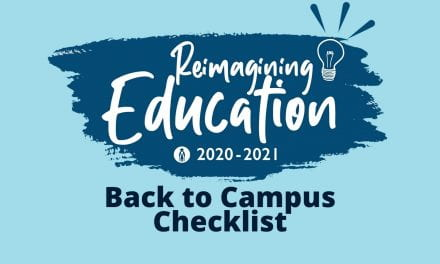 Back to Campus Checklist