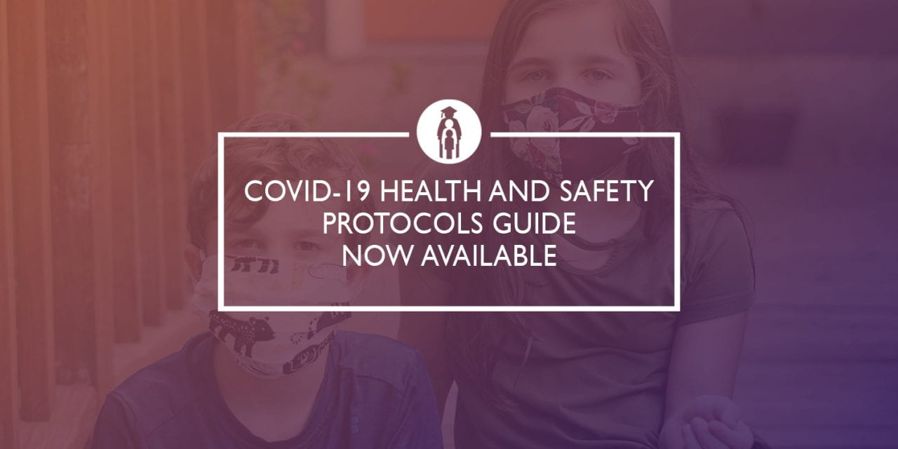 COVID-19 Health and Safety Protocols Guide Now Available