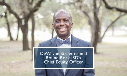 DeWayne Street named Round Rock ISD's Chief Equity Officer