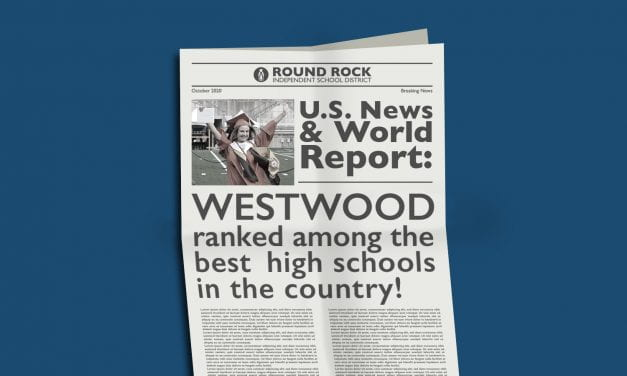 U.S. News & World Report: Westwood ranked among the best high schools in the country
