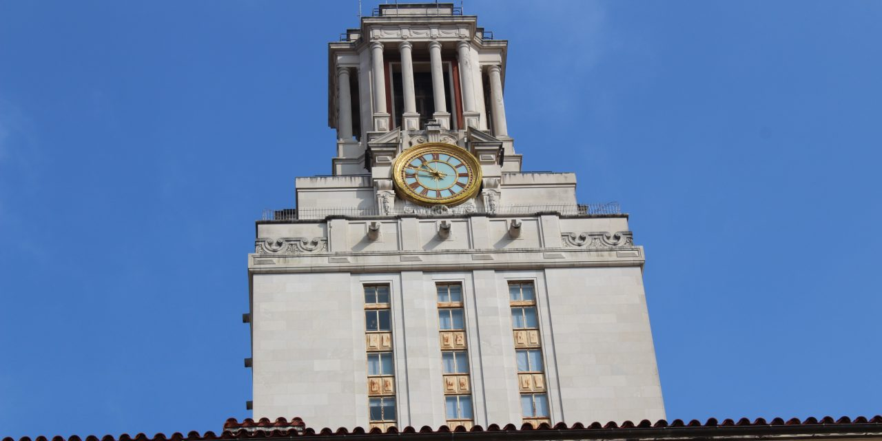 Campus Visit: Friday, November 3rd UT (University of Texas) Austin College Trip