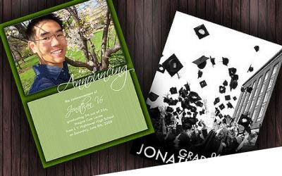 Graduation Invitation Orders