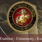 MCJROTC banner