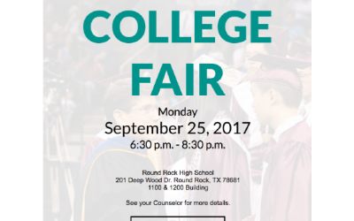 District-wide College Fair: September 25, 2017