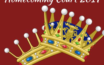 Homecoming Court 2017