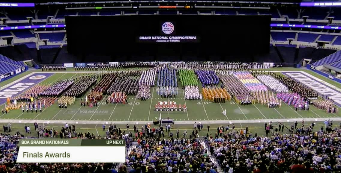 Bands of America (Grand Nationals) - Panoramic-1n9dpnt