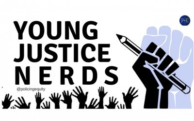 Young Justice Nerds Award