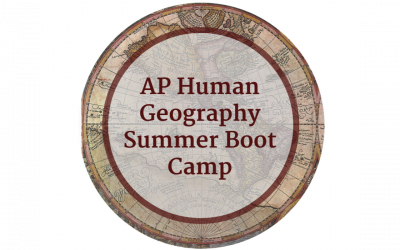 FREE AP Human Geography Summer Boot Camp
