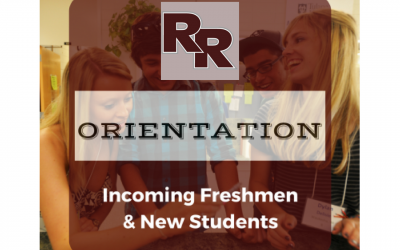 Freshman Orientation Volunteers Needed