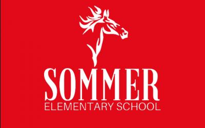 Senior Walk at Sommer Elementary