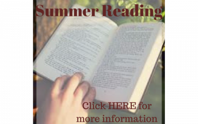 Summer Reading for 2018-19 English Classes