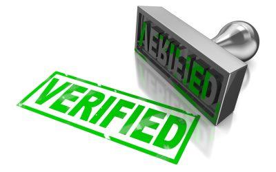 Course Verification Forms