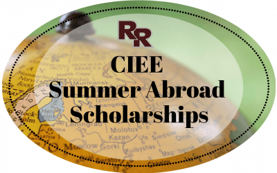 CIEE Summer Abroad Scholarship Opportunities