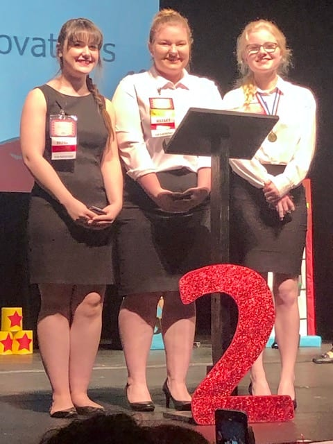 Hospitality and Tourism (2nd Place)