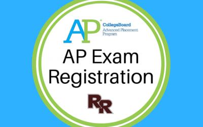 AP Exam Registration Form