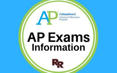AP Exams at RRHS