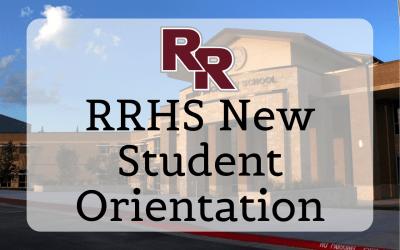 2020 New Student Orientation Information