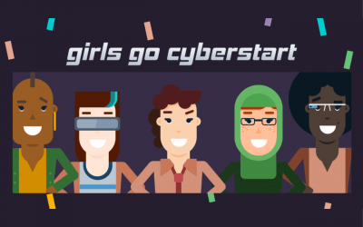 Girls Go Cyberstart Competition success!!