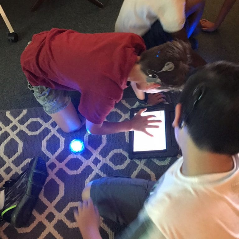 Live Oak: Squared up with Sphero