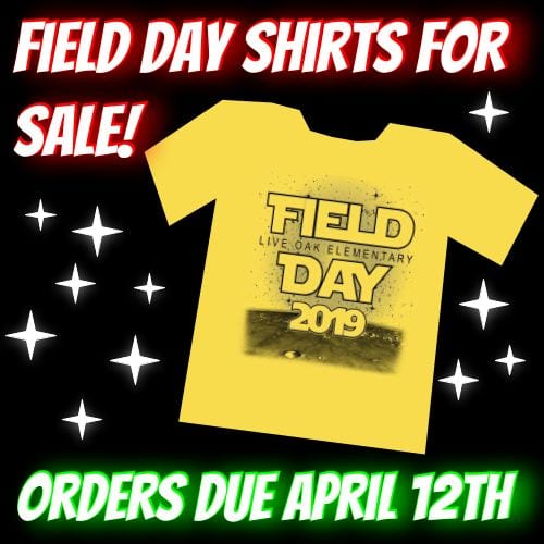 Field Day Shirts on Sale