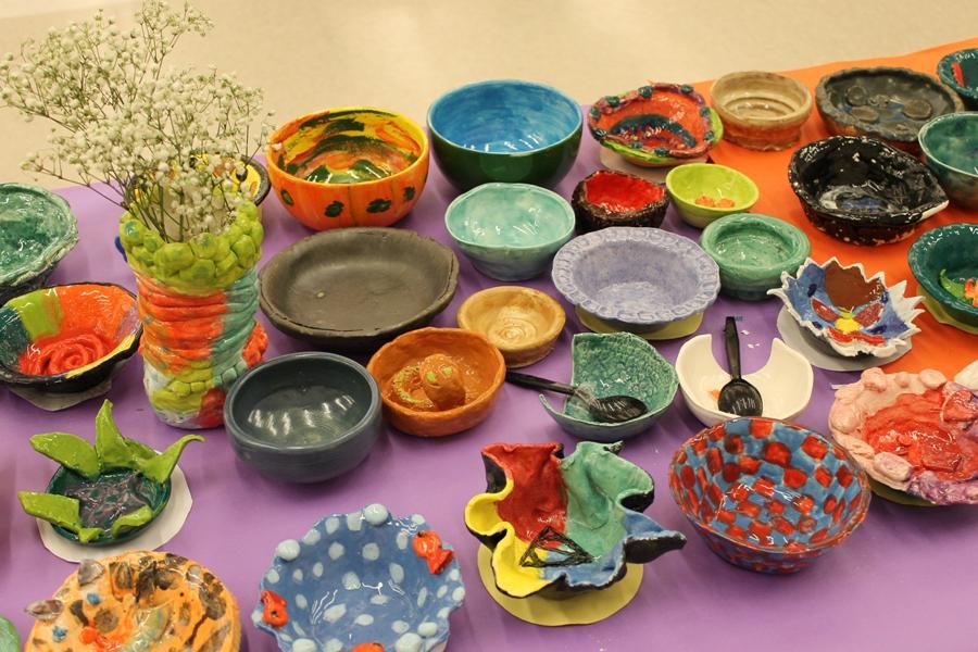 Round Rock Empty Bowls Festival Success