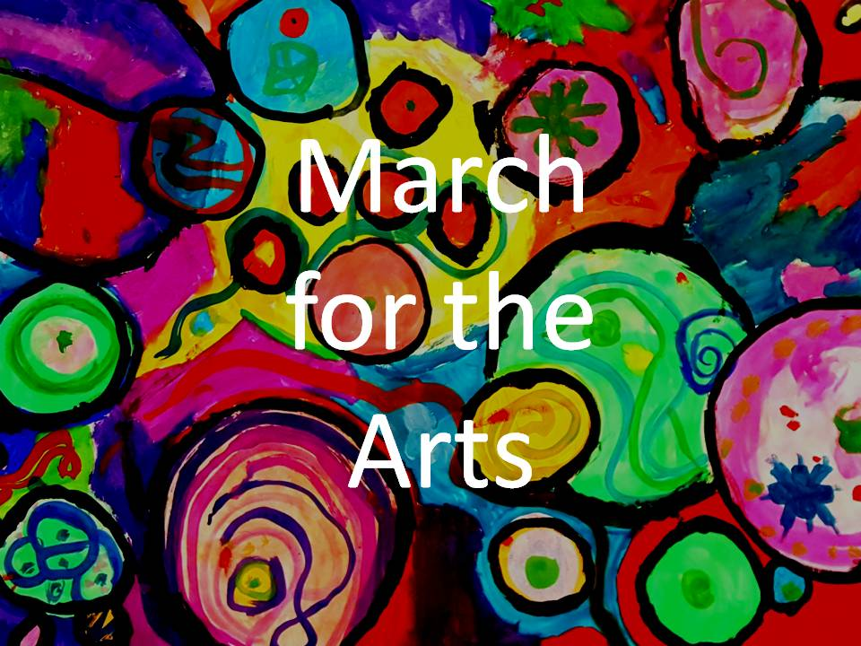 March for the Arts