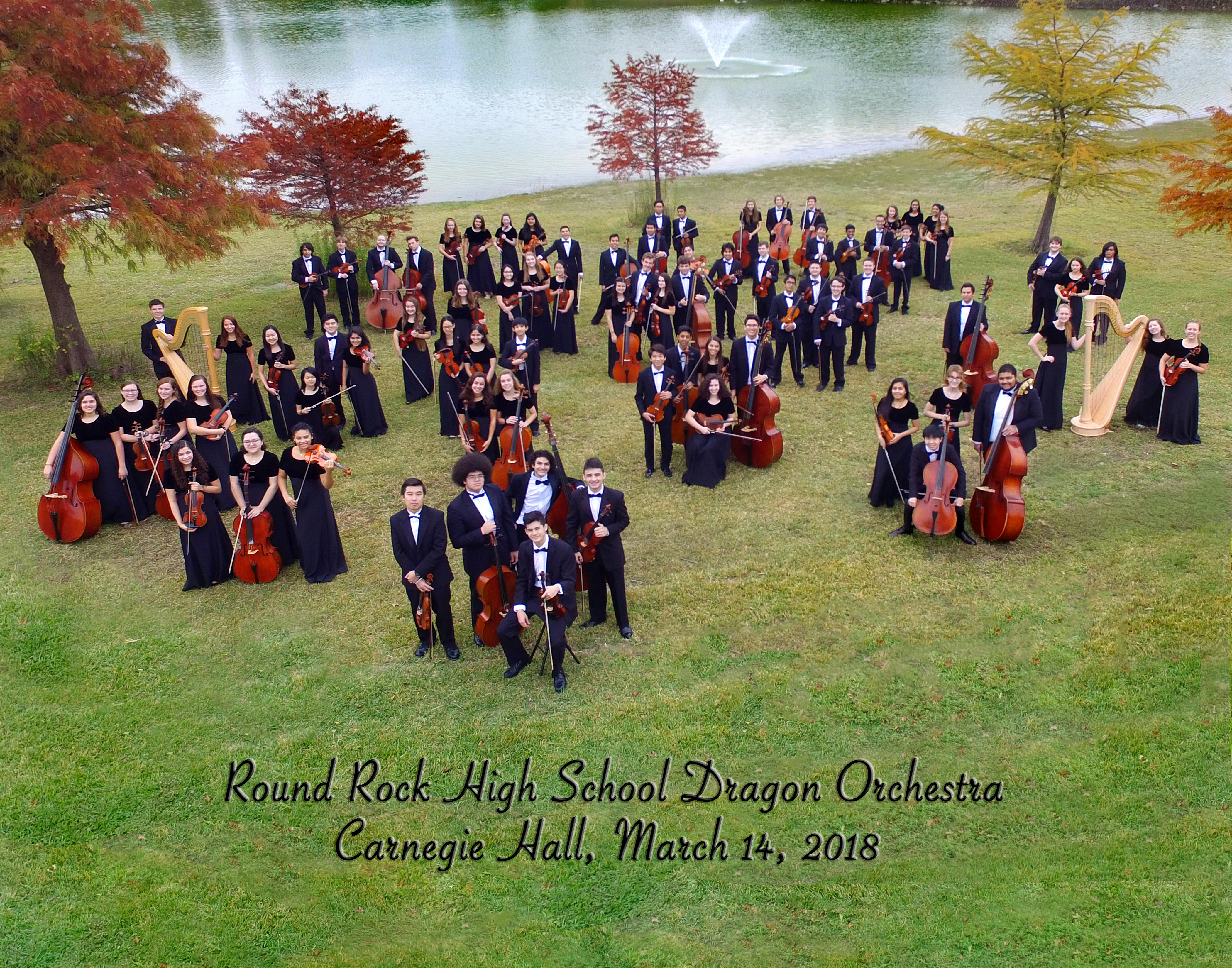 Congratulations 2018 Midwest Clinic Invitees